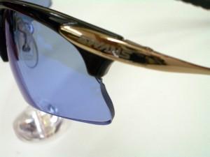 スワンズCYNIUM-RM-SCPBK オリジナル度付スポーツカーブサングラス
