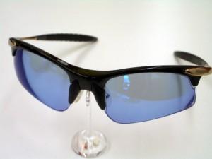 スワンズCYNIUM-RM-SCPBK オリジナル度付スポーツサングラス カーブレンズ