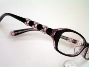北川 景子さん 謎解きはディナーのあとで 映画版麗子お嬢様着用メガネ