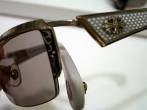 ロズヴィーサングラス 2013年モデル 銀細工