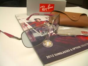 レイバンサングラスRB3515-029-6G 度付サングラス 度付スポーツサングラス