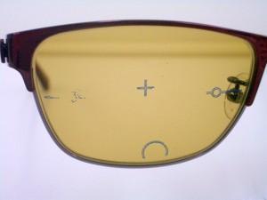 ゴルフ用レンズ For Golf   遠近両用レンズ