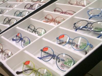 子ども用メガネ 子どもの視力 メガネフレーム