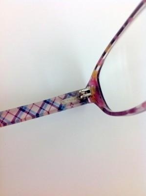 メガネ修理 めがね枠入れ替え メガネの修理 メガネフレーム修理 メガネフレームの修理
