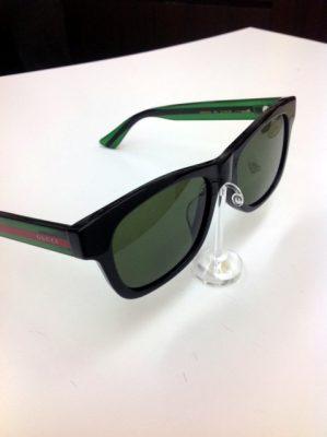 グッチサングラス 目や目元の保護 ルテイン