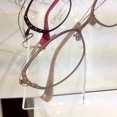 シャルマン ラインアート 日本製メガネ 軽いメガネ オシャレなメガネ 女性用メガネ