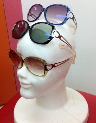ちょこサン シャルマン 鼻の跡が付かないサングラス