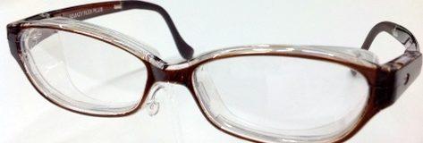 スカッシープラス 花粉症予防メガネ 感染症対策めがね