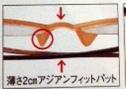 カラフルック 既製老眼鏡 リーディンググラス