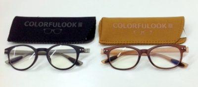 リーディンググラス カラフルック 既製老眼鏡