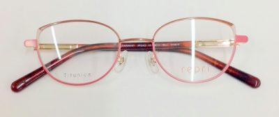 シャルマン レプリ 大人かわいいメガネ