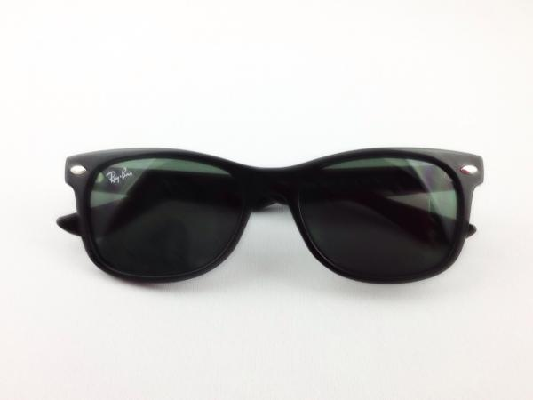RayBan(レイバン)9052S ジュニア用サングラス ブラック[詳細画像2