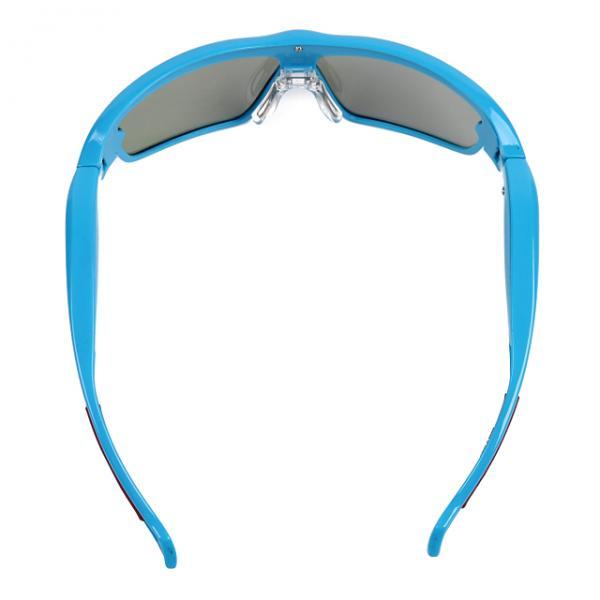 【ジュニア向け】動体視力トレーニングメガネ「VisionUp」 ジュニアブルー[詳細画像2