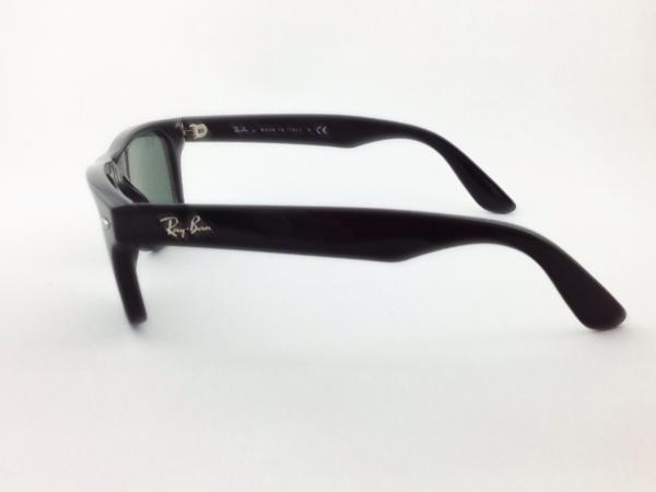 RayBan(レイバン)9035S ジュニア用サングラス ブラック[詳細画像3