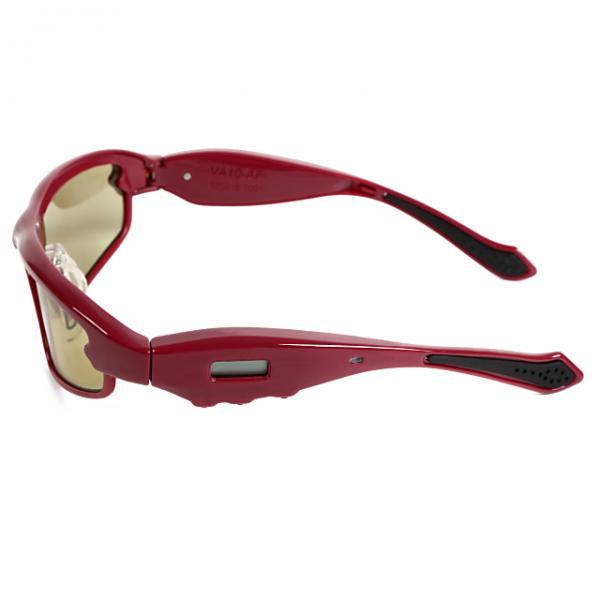 【大人向け】動体視力トレーニングメガネ Visionup ルビー・レッド[詳細画像4