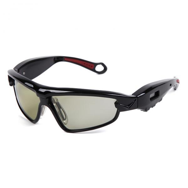 【ジュニア向け】動体視力トレーニングメガネ「VisionUp」 メタリック・ブラック[詳細画像6