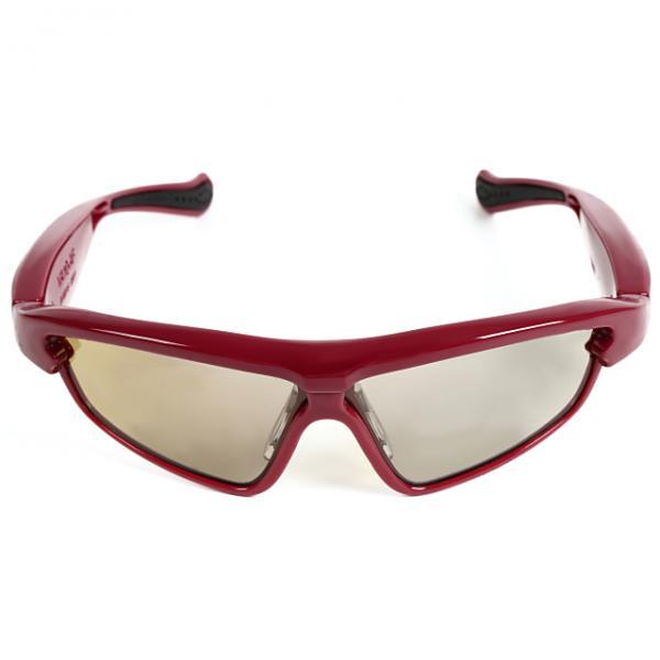 【大人向け】動体視力トレーニングメガネ Visionup ルビー・レッド[詳細画像5