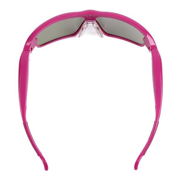 【ジュニア向け】動体視力トレーニングメガネ「VisionUp」 ジュニア・レッド[詳細画像4