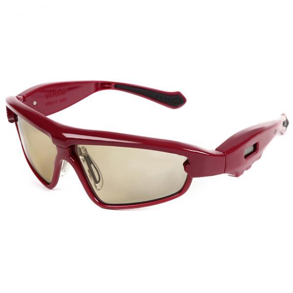 【大人向け】動体視力トレーニングメガネ Visionup ルビー・レッド
