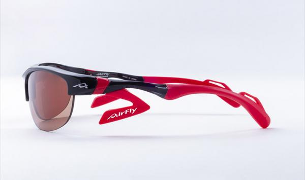 鼻パッドのないスポーツサングラス『AirFly-エアフライ-』AF-304 C-1S[詳細画像3