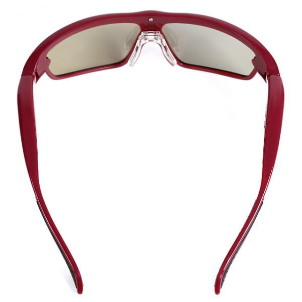 【大人向け】動体視力トレーニングメガネ Visionup ルビー・レッド[詳細画像2