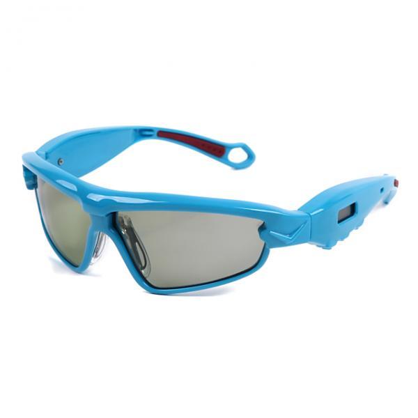 【ジュニア向け】動体視力トレーニングメガネ「VisionUp」 ジュニアブルー[詳細画像4