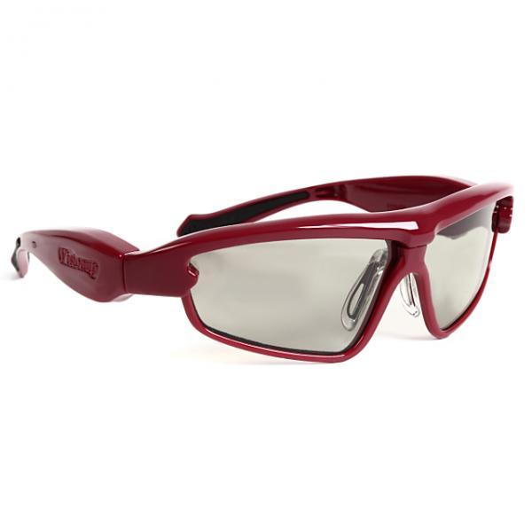 【大人向け】動体視力トレーニングメガネ Visionup ルビー・レッド[詳細画像3