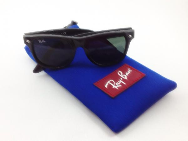 RayBan(レイバン)9035S ジュニア用サングラス ブラック[詳細画像4