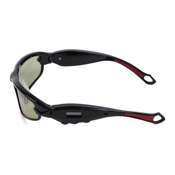 【ジュニア向け】動体視力トレーニングメガネ「VisionUp」 メタリック・ブラック[詳細画像2