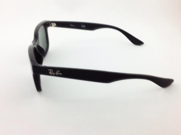 RayBan(レイバン)9052S ジュニア用サングラス ブラック[詳細画像3