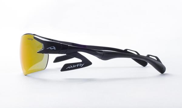 鼻パッドのないスポーツサングラス『AirFly-エアフライ-』AF-301 C-3[詳細画像3
