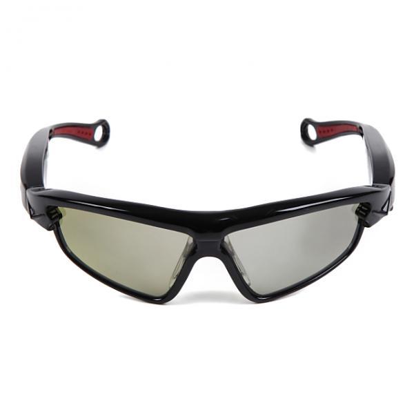【ジュニア向け】動体視力トレーニングメガネ「VisionUp」 メタリック・ブラック[詳細画像3