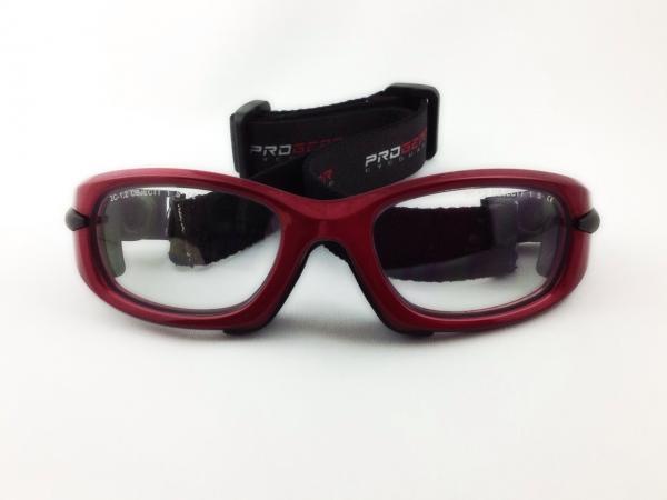 アイガード(プロギア)ジュニアサイズ RED-度付仕様[詳細画像2
